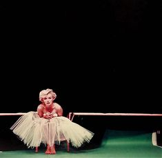 Marilyn Monroe | photo by Milton H. Greene