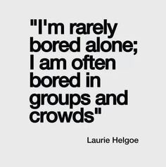 Introvert Problem  especially with people I dont like. Being married to an extrovert sucks sometimes.
