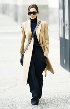 26 Victoria Beckham Style Secrets Anyone Can Copy via @WhoWhatWearUK