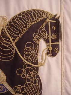 Goldwork detail