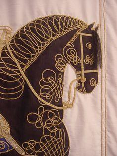 Goldwork detail