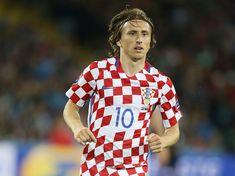 レアル・マドリード:クロアチア代表MFルカ・モドリッチ