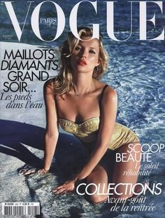 Kate Moss- Vogue Paris