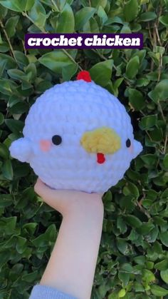Diy Crochet Patterns, Diy Crochet Projects, Yarn Projects, Crochet Designs, Knitting Projects, Crochet Ideas, Kawaii Crochet, Cute Crochet, Easy Crochet