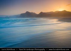Oman - Dhofar Province - Salalah Area - Al-Mughsayl Beach - Al Maghseel - Mughsail - Maghsail at Sunset