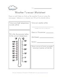 Weather Word Search Mommy School Pinterest Word Search - Weather forecast printable