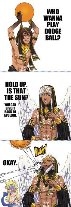 Poor Thoth! XD Kamigami no Asobi | Tumblr