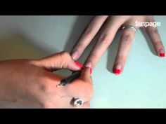Come creare una nail art originale per San Valentino - Guardalo