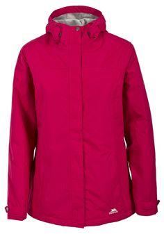 Trespass Cerise Edna Jacket - Plus Too Raincoats For Women, Jackets For Women, Style Rock, Padded Jacket, Nike Jacket, Lady, Womens Fashion, Ireland, Raincoat