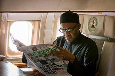 Ekpo Esito : President Buhari made 17 foreign trips in seven mo...