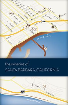 The wineries of Santa Barbara County make it easy for you to taste without having to drive on the Urban Wine Trail--a series of 15+ tasting rooms located in downtown Santa Barbara, all within walking distance of each other and the beach!