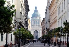 Named for the country's first king, St. Stephen's Basilica holds one of Budapest's most famous treasures—the mummified right hand of its namesake.