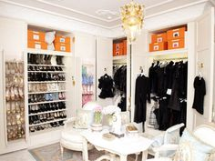 Inside 10 Socialite's Closets: Lauren Santo Domingo, Olivia Palermo, Aerin Lauder, More | The Vivant