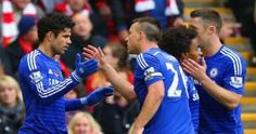Chelsea es el líder absoluto de la Premier League con 29 puntos. Noviembre 08, 2014.
