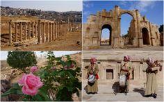 Destination Jordan. Suggestion of places to visit