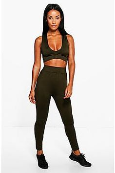 Amy Fit Running Leggings