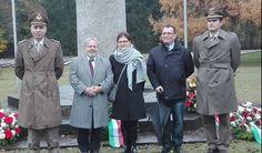 Germania: Giorno dell'unità nazionale e delle forze armate italiane - Celebrazione al cimitero d'onore Amburgo – Öjendorf  - http://www.ilcirotano.it/2017/11/06/germania-giorno-dellunita-nazionale-e-delle-forze-armate-italiane/