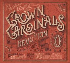 Crown Cardinals - Devotion by Yeaaah! Studio
