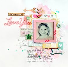 Love you - Scrapbook.com