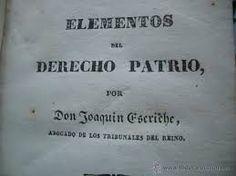 Joaquín Escriche Martín (10 de septiembre de 1784 — 16 de noviembre de 1847), jurista español.