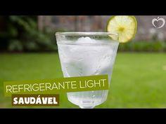 Refrigerante light saudável - Blog da Mimis
