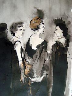 Opera Divas by Bridget Davies
