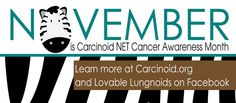 neuroendocrine carcinoma ribbon color | Worldwide NET Cancer Awareness Day is November 10th