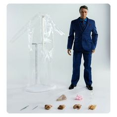 Doctor Hannibal Lecter Sixth-Scale Action Figure