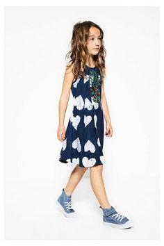 GIRL WOVEN STRAPLESS DRESS Abbigliamento Ganzo ee9fad3f3eb