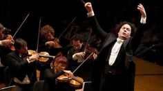Desde hace siete temporadas, #GustavoDudamel es el director artístico y musical de la Filarmónica de Los Ángeles #música #Venezuela