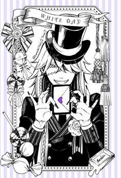 #BlackButler #kuroshitsuji
