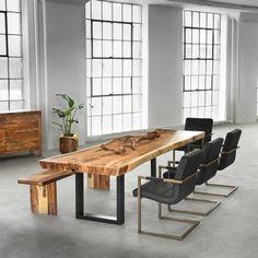 Modern Solid Wood Furniture Inspired by Nature Recycled Wood, Repurposed, Solid Wood Furniture, Wood Planks, Teak, Dining Bench, Living Room, Modern, Inspiration