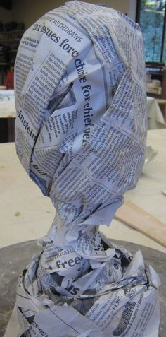 Clay Sculptures on Armatures