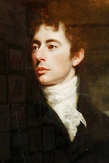 Robert Southey by John Opie by Cameron Self, via Flickr