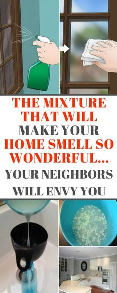 Fortunately, there are safer alternatives that can make your home smell wonderful without harming your family and pets. These alternatives serve as excellent non-toxic odor removal solutions. House Smell Good, House Smells, Diy Cleaners, Cleaners Homemade, House Cleaners, Clean Fridge, Fridge Cleaning, Odor Remover, Home Scents
