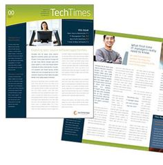 Free Newsletter Templates Downloads