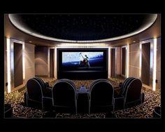 15 High-End Home Theater Designs | HGTVRemodels.com