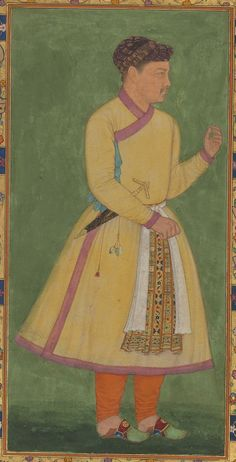 Zamana Beg better known as Mahabat Khan I. He briefly removed Jahangir from power via coup de tat and defeated Empress Noor Jahan in the Battle of Lahore. Mughal Paintings, Islamic Paintings, Indian Paintings, Mughal Empire, India Art, Arabic Art, Arabian Nights, Illuminated Manuscript, Incredible India