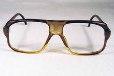 vintage eyewear : mens : 1980's by MARWITZ (GERMANY)
