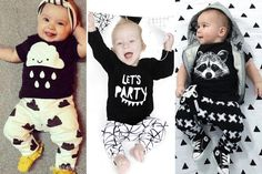 Baby 2 Piece Outfits!  Adorable baby 2 piece outfits! Great for boys and girls. 63% OFF