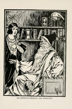 The woodcutter's son and other English tales retold by Violet Moore Higgins, 1917