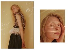 Ustyna Drul for Nasty Magazine.  Photographed by Michele Yong.