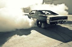 Classic Cars - Dodge Charger