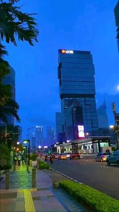 Night Aesthetic, City Aesthetic, Aesthetic Movies, Aesthetic Videos, Aesthetic Backgrounds, Beautiful Landscape Wallpaper, Scenery Wallpaper, Beautiful Landscapes, Jakarta City