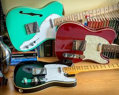 Fender Telecasters