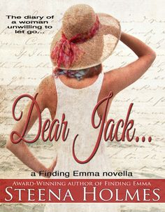 Dear Jack by Steena Holmes Submit a review and become a Faerytale Magic Reviewer! www.faerytalemagic.com