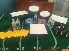 Last Minute Superbowl Decorating Ideas
