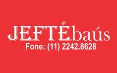 Logomarca para Jefte Baús. Fabrica de baús.