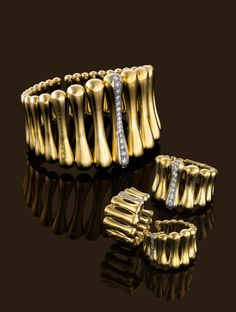 Massimiliano Bonoli - Diamonds and Gold Collection