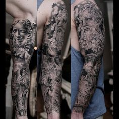 Pavel Krim #tattoo #tattoos #ink #inked #art #bodyart #sleeve